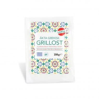 Produktbild på Grekisk grillost från Larsa.