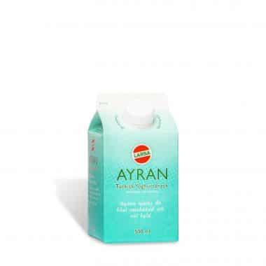 Produktbild på Ayran 500ml i Tetra från Larsa.