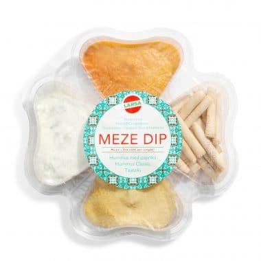 Produktbild på Mezedipp från Larsa.