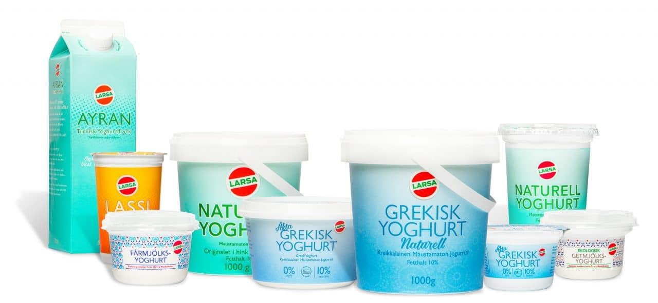 fettfri grekisk yoghurt