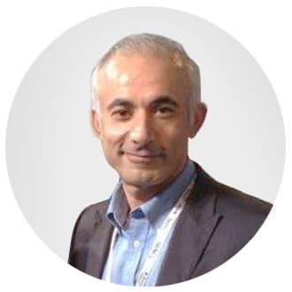 Husam Meizar, grundare av Larsa Foods